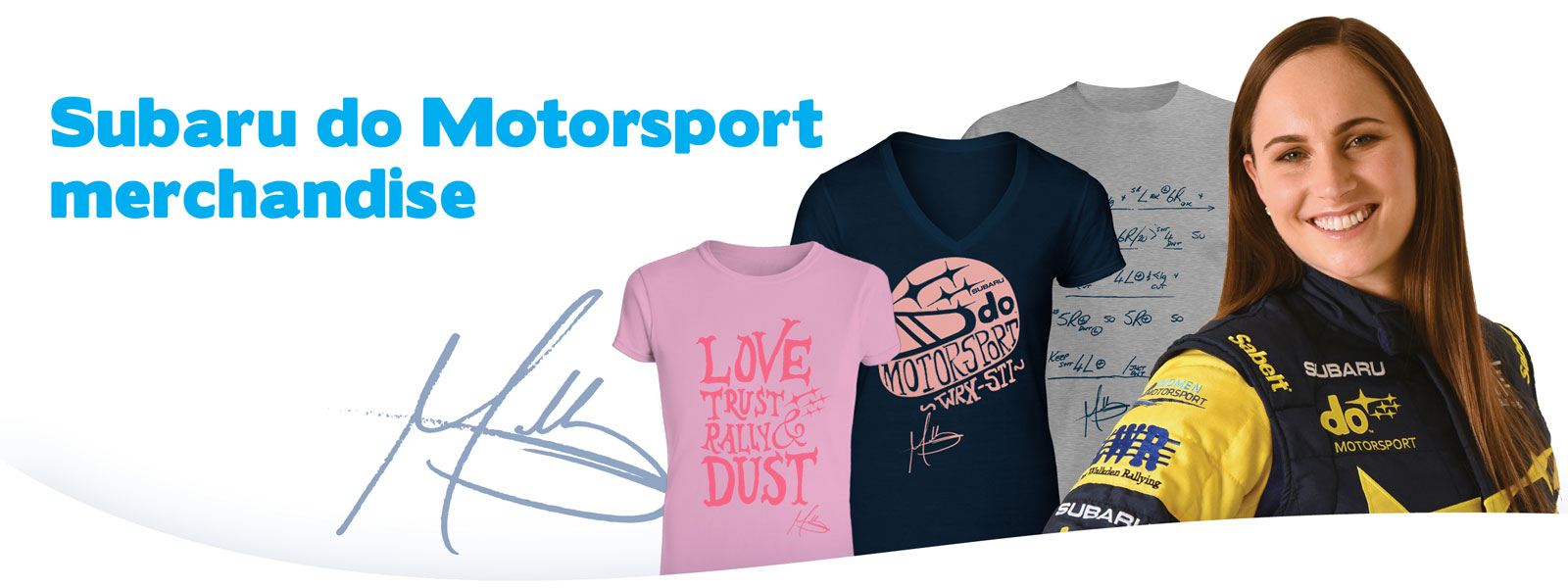 motorsport mechandise